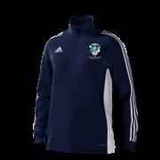 Baldock Town CC Adidas Navy Training Top