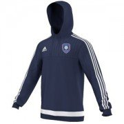 Pudsey BC Adidas Navy Hoody
