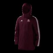 Ellesmere CC Black Adidas Stadium Jacket
