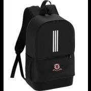Ellesmere CC Adidas Black Junior Training Top
