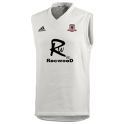 Ellesmere CC Adidas S/L Playing Sweater
