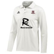 Ellesmere CC Adidas Elite L/S Playing Shirt