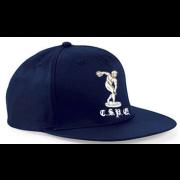 CSPE Navy Snapback Hat