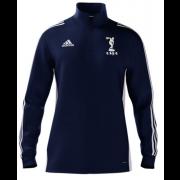 CSPE Adidas Navy Zip Training Top