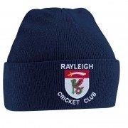 Rayleigh CC Adidas Navy Beanie
