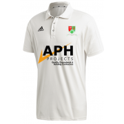 Great Bromley & District CC Adidas Elite Short Sleeve Shirt