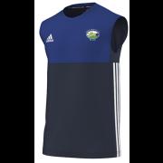 Hirst Courtney CC Adidas Navy Training Vest