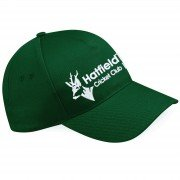 Hatfield Town CC Green Baseball Cap