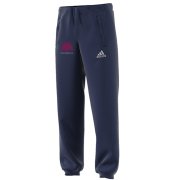 Witley CC Adidas Navy Junior Fleece Hoody