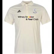 Witney Swifts Adidas Pro Junior Short Sleeve Polo