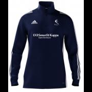 Witney Swifts Adidas Navy Zip Junior Training Top
