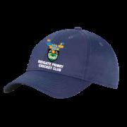 Reigate Priory CC Navy Baseball Cap