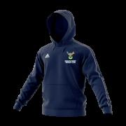 Reigate Priory CC Adidas Navy Junior Fleece Hoody