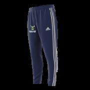Reigate Priory CC Adidas Junior Navy Training Pants