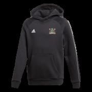 Clipstone and Bilsthorpe CC Adidas Black Junior Fleece Hoody