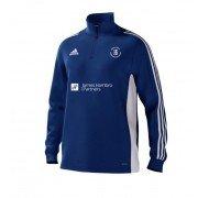 Hayes School Adidas Blue Junior Training Top