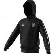 Radcliffe CC Adidas Black Junior Hoody