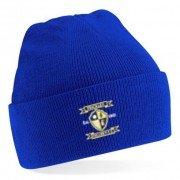 Frickley Colliery Welfare CC Blue Beanie