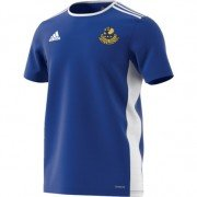 Ribblesdale Wanderers Cricket and Bowling Club Adidas Blue Training Jersey
