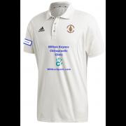 Great Brickhill CC Adidas Elite Junior Short Sleeve Shirt