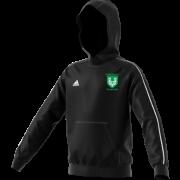 Stainborough CC Adidas Black Junior Hoody