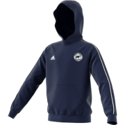 Hooton Pagnell CC Adidas Navy Junior Hoody