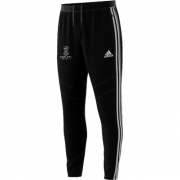 Swansea University CC Adidas Black Training Pants
