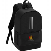 Aberystwyth CC Black Training Backpack