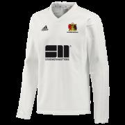 Aberystwyth CC Adidas L/S Playing Sweater