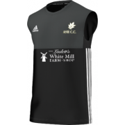 Ash CC Adidas Black Training Vest