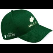 Ash CC Green Baseball Cap