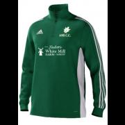 Ash CC Adidas Green Training Top