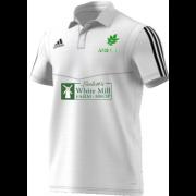 Ash CC Adidas White Polo