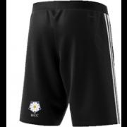 Hoyandswaine CC 1st XI Adidas Black Training Shorts