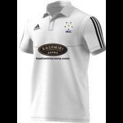 Hoyandswaine CC 1st XI Adidas White Polo