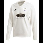 Hoylandswaine CC 1st XI Adidas L/S Playing Sweater