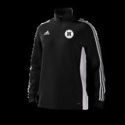 Farnham CC Adidas Black Junior Training Top