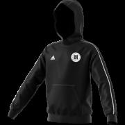 Farnham CC Adidas Black Junior Hoody
