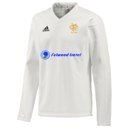 Kirkby Portland CC Adidas L/S Playing Sweater