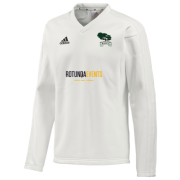 Mersham le Hatch CC Adidas L/S Playing Sweater
