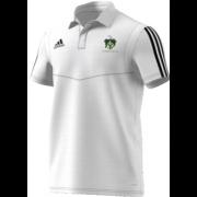 Twickenham CC Adidas White Polo