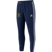 Potton Town CC Adidas Navy Training Pants