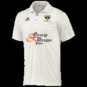 Potton Town CC Adidas Elite S/S Playing Shirt