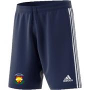 Loddington & Mawsley CC Adidas Navy Junior Training Shorts