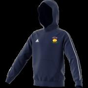 Loddington & Mawsley CC Adidas Navy Fleece Hoody