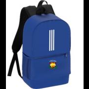Loddington & Mawsley CC Blue Training Backpack