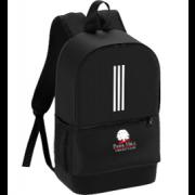 Park Hill CC Black Training Backpack