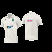 Abingdon Vale CC Adidas Elite S/S Playing Shirt