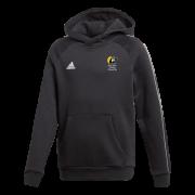East Herts Cavaliers CC Adidas Black Junior Fleece Hoody