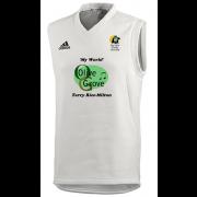 East Herts Cavaliers CC Adidas Elite Junior Sleeveless Sweater